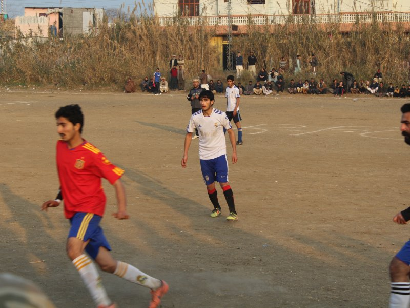 People Football Club won second semi final by 2-1 goals from Shaheen Havelian after a thrilling contest, Havelian.Net, Videos