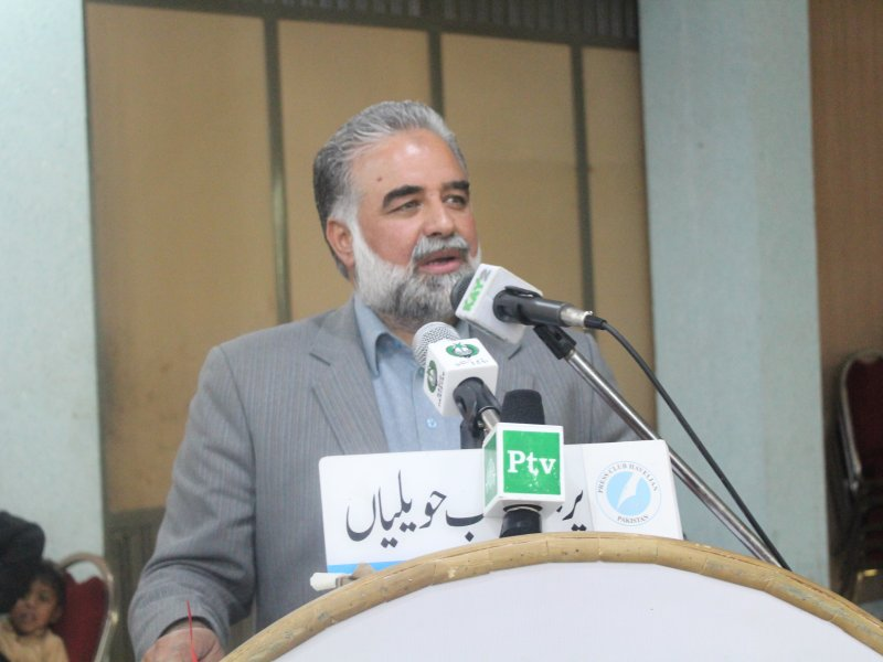 Havelian Press Club welcomes new Cabinet of Abbottabad Press Club, Havelian.Net, News