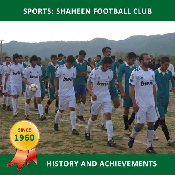Shaheen Football Club History and Achievements
