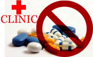 Raid, Rajoya KPK, Clinic sealed, drugs, public complain, illegal, medical clinic