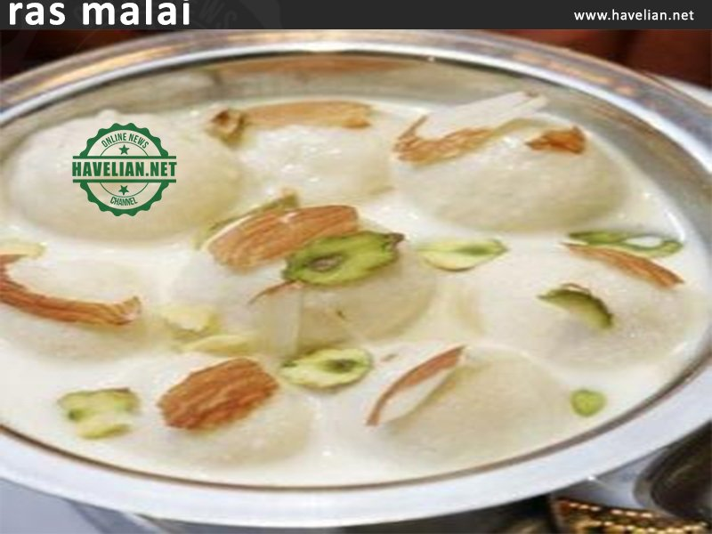 Recipe of the day from Havelian.net, Ras malai