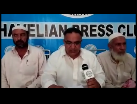 Naeem Khan of PTI stands up against illegal usage of electricity in his union council