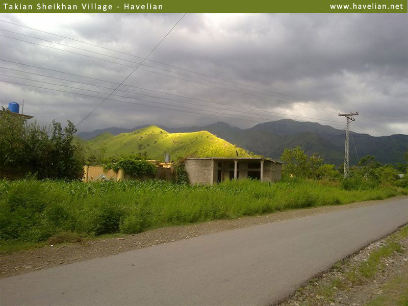 village takian sheikhan road