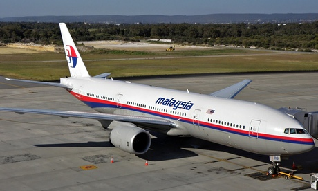 Search for missing Malaysia Airlines plane expands to Indian Ocean