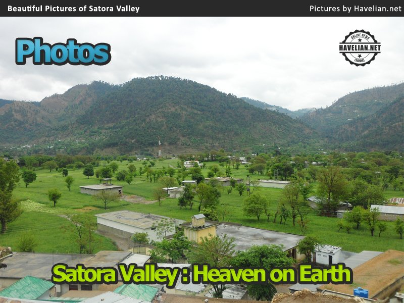 Beautiful Pictures of Satora Valley April 2014