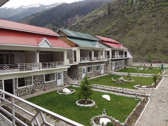 Room Reservation for Naran Valley