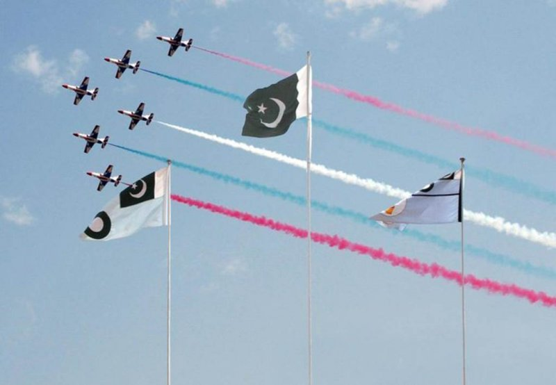 7th September Pakistan Air Force Day