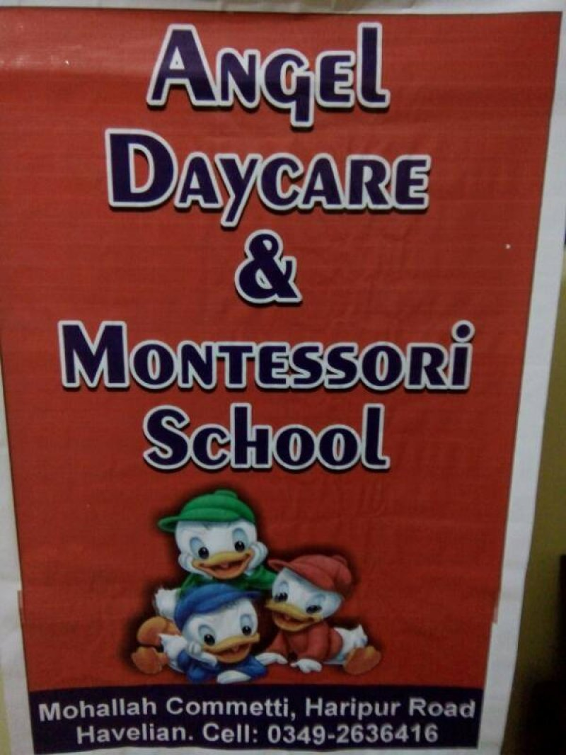 Angel DayCare   Montessori School Havelian