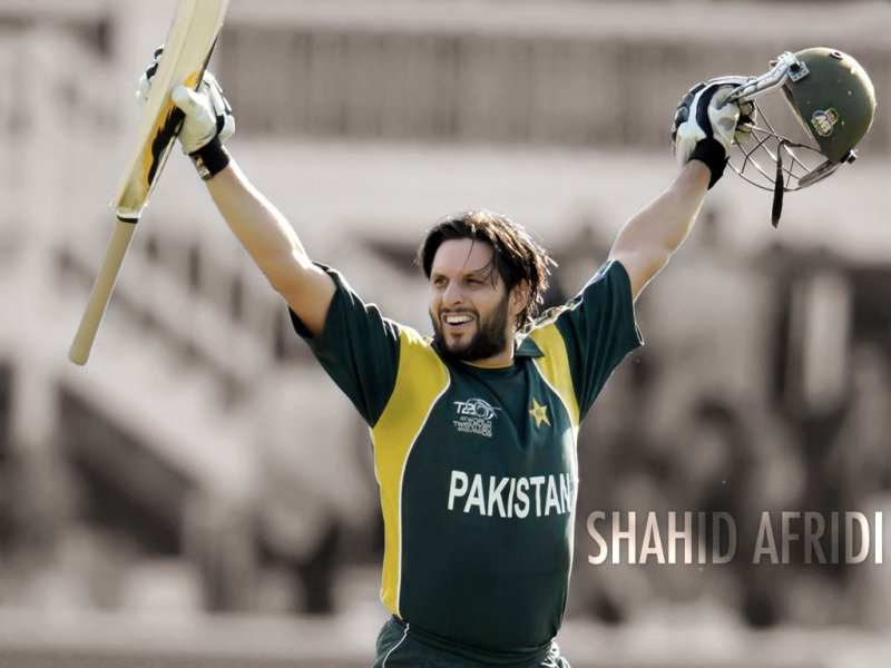 Shahid Arfidi Announced Retirement from International Cricket