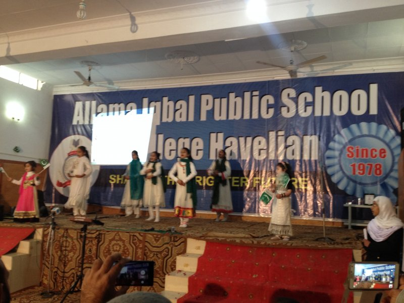 Allama Iqbal School inaugurated FA and FSC section for Girls on Annual Prize Distribution Ceremony, Havelian.Net, News