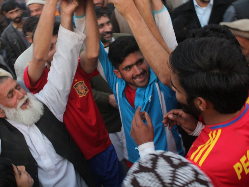 People Football Club wins Final Match of 2nd Zarb e Azb Tournament by 1-0 goals from POF Havelian, Havelian.Net, Sports