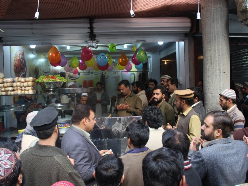 HFC Havelian Food Corner ka Shandar ifftitah, Havelian.Net, Articles