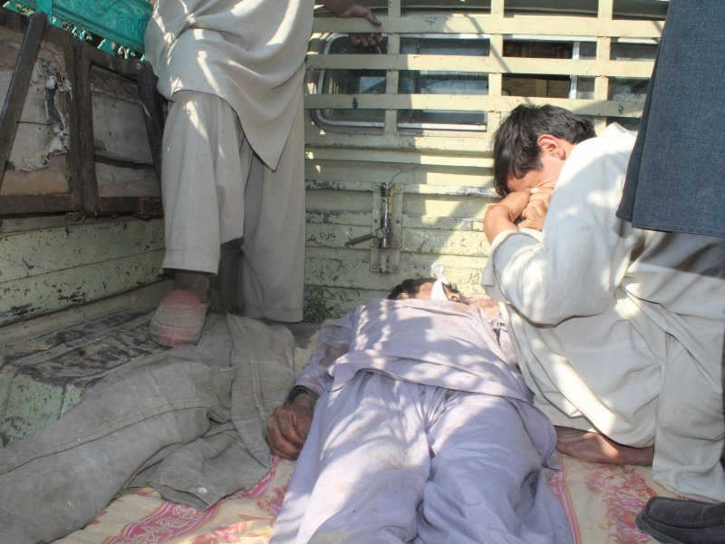 Two Brothers Mujahid and Zahid were brutally murdered in Teri Kayal Today, Havelian.Net, News