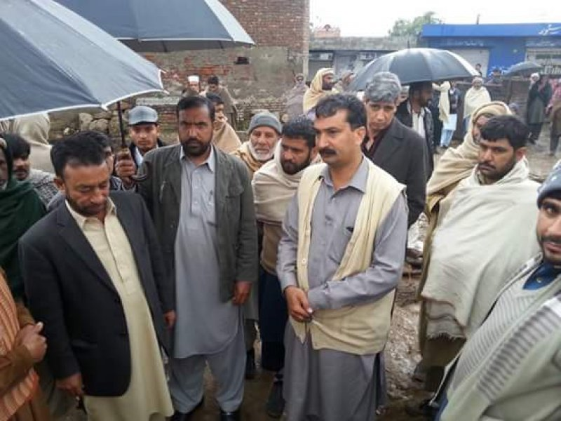 Nos stop rain in Tehsil Havelian is becoming dangerous, Havelian.Net, Politics