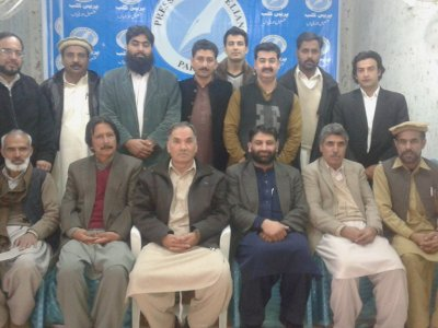 Qadir Bakhash is re-elected President for Havelian Press Club, Haroon Ishaq, News