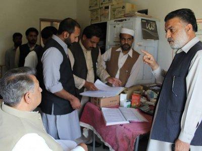 Highlights, District Chairman, Visit to Hospital, Havelian.Net, KPK News, hazara news, northern areas of pakistan, sardar sher bahadur, dr osama