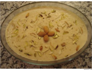kheer, pakistani recipes, sooji, suji, sweets