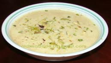 sindhi rabri kheer, sweets, pakistani food