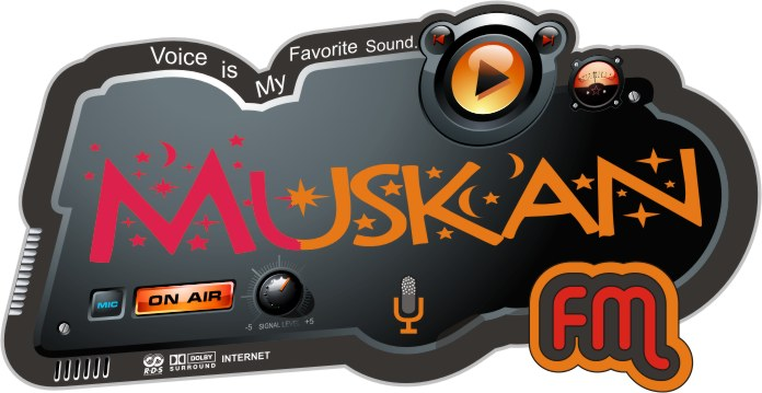 muskan, FM, station, listeners