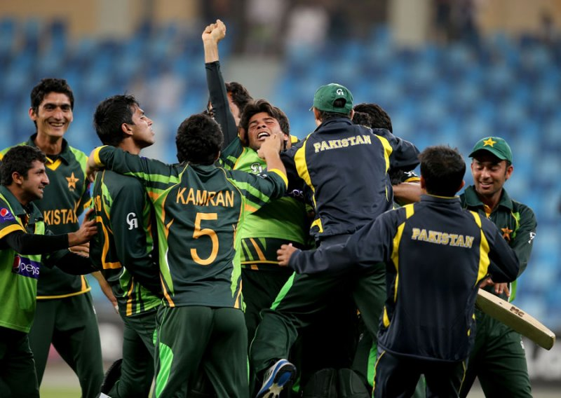 Pakistan qualify for Under-19 World Cup final, Dubai International Cricket Stadium,