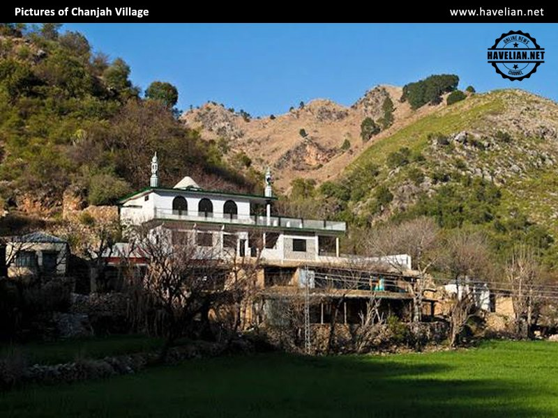 Chanjah Village, Pictures of Chanjah Village, villages near havelian, villages, pictures, photos