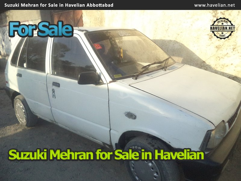 Suzuki Mehran for Sale in Havelian Abbottabad, cars, for sale, mehran, sohail arshad