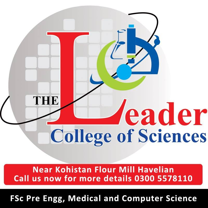 leader college of sciences, Kohistan Flour Mills, GT Road Havelian, 6 september, debates, javed aslam