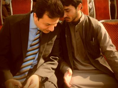 tehrik, jawanan, pakistan, osama al hashmi, hazara news, kpk news