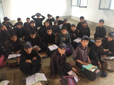 middle, school, malkaan, tehreek, insaf, taleemi, emergency, muntazir, syed abbas trimzy, hazara news, kpk news