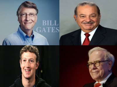 Top 10 Richest Persons in The world,Top 10 Richest Peoples in The world,Top richest Man in The World,Top 10 Rich Peoples