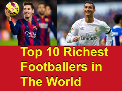 richest, footballers, world, hakeem shah, hazara news, kpk news, advertisment