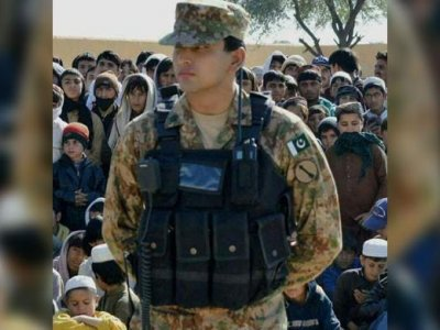 troops, martyred, bannu, gunfight, asad mustafa, hazara news, kpk news, advertisment