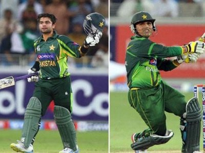 ahmed, shahzad, kamran, akmal, asad mustafa, hazara news, kpk news, advertisment,ahmed shahzad, kamran akmal, come back west indies tour,odi t20,