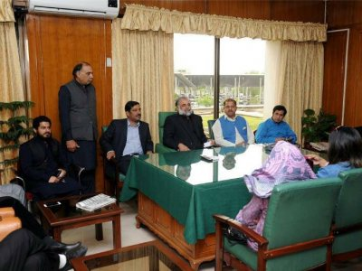 murtaza, javed, abbasi, meeting, official, abbottabad, press, union, journalists, asad mustafa, hazara news, kpk news, advertisment