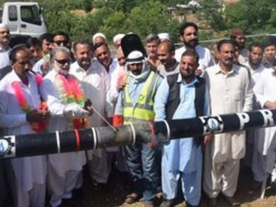 deputy, speaker, murtaza, javed, abbasi, inaugurated, project, mujahath, village., asad mustafa, hazara news, kpk news, advertisment