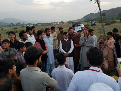 politics, nisar khaksar, hazara news, kpk news, sajjad akbar khan, pk 38
