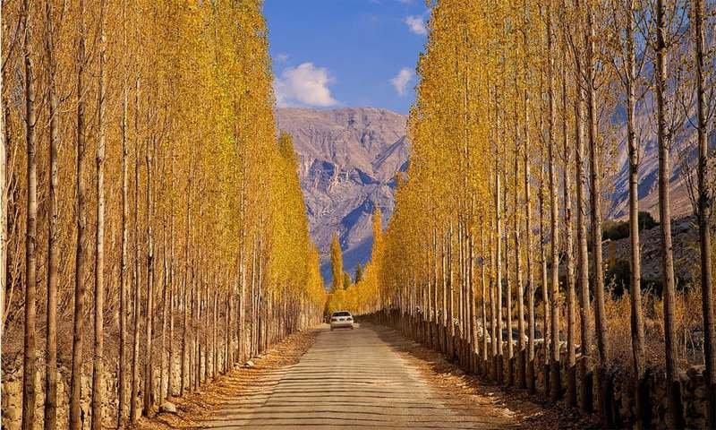 Ganchi Gilgit Baltistan