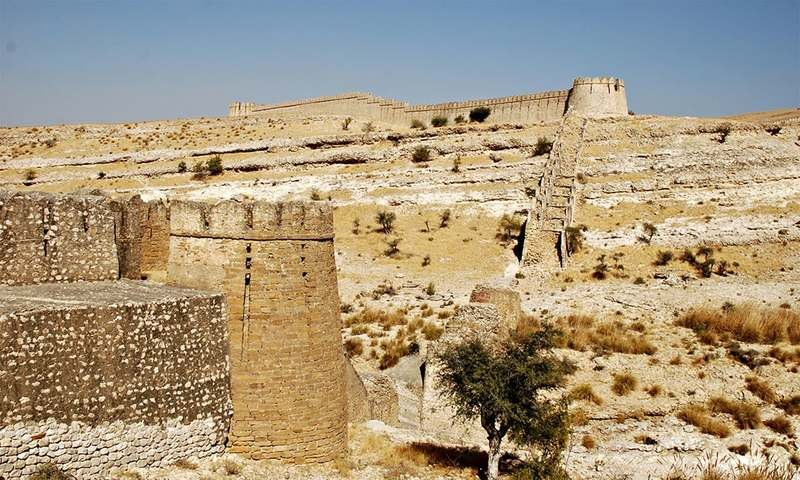 Ranikot Fort Pakistan